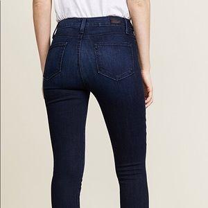 PAIGE denim Hoxton ankle jeans size 28